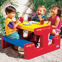 Little Tikes 童樂野餐桌