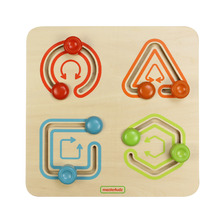 Masterkidz 幾何形狀滑軌遊戲板