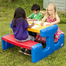 Little Tikes 大野餐桌