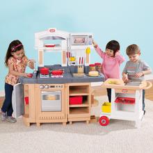 Little Tikes料理餐車廚房