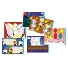 ASCO智慧幾何組 - 配對卡1