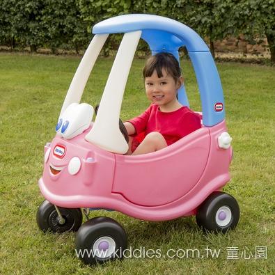 Little Tikes 時尚跑車 - 粉紅