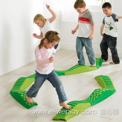 Weplay波浪觸覺步道 - 綠光森林