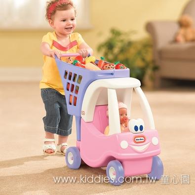 Little Tikes 公主購物車