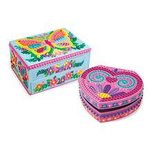 Sticky Mosaics 馬賽克拼貼組-珠寶盒