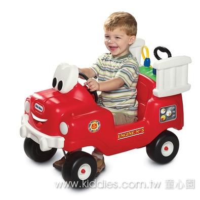 Little Tikes 消防灑水車