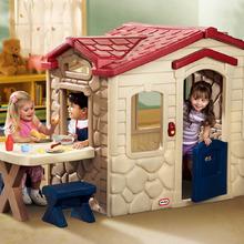 Little Tikes野餐遊戲屋