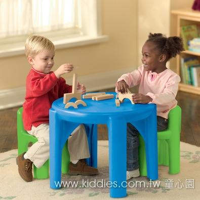 Little Tikes活力桌椅組