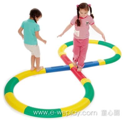 Weplay踩踏平衡觸覺板 - 8字型