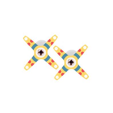ORIBEL 滾球軌道壁貼-旋轉輪