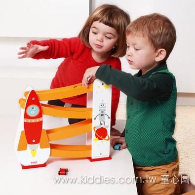 Scratch 火箭飛車