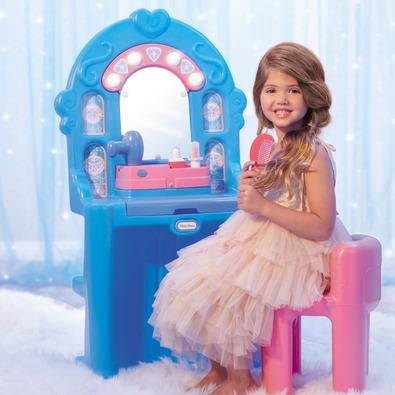 Little Tikes 冰雪公主化妝台