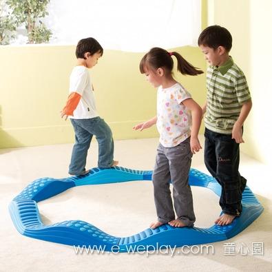 Weplay波浪觸覺步道 - 藍色海洋