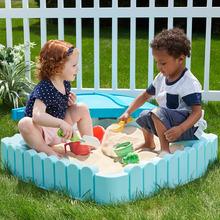 Little Tikes 簡約庭園沙箱