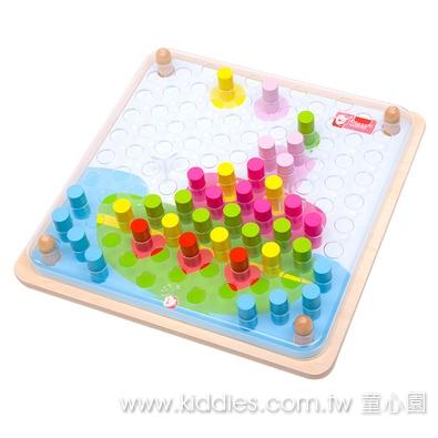 Classic World 創意木釘遊戲
