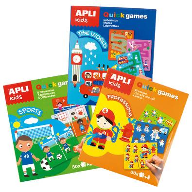 APLI 旅行遊戲卡組
