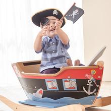 TEAMSON 海盜船搖椅