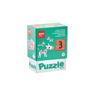 APLI 二分之一拼圖-數學遊戲