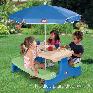 Little Tikes便利野餐桌